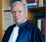 Image for Sir Nicolas Bratza Takes Office as President of the Court