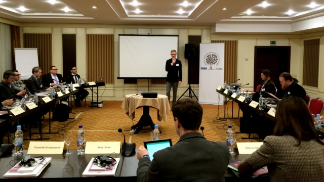 Image for OSCE/ODIHR Trains Ukrainian Lawyers on Litigation Related to Freedom of Religion or Belief
